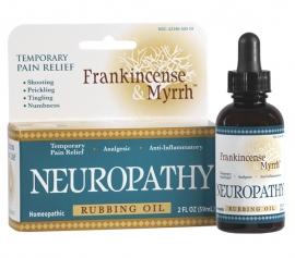 Frankincense & Myrrh Neuropathy