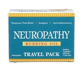 Neuropathy Travel Pack